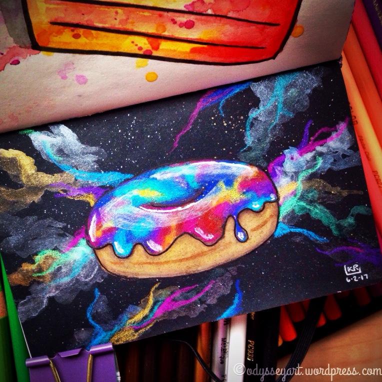 galaxy-donut